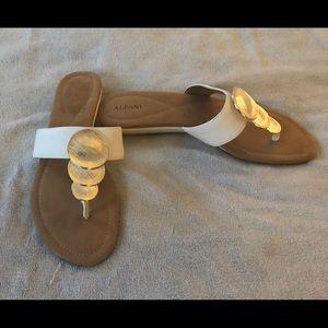 Women's Alfani Flat Sandals - Size 9.5